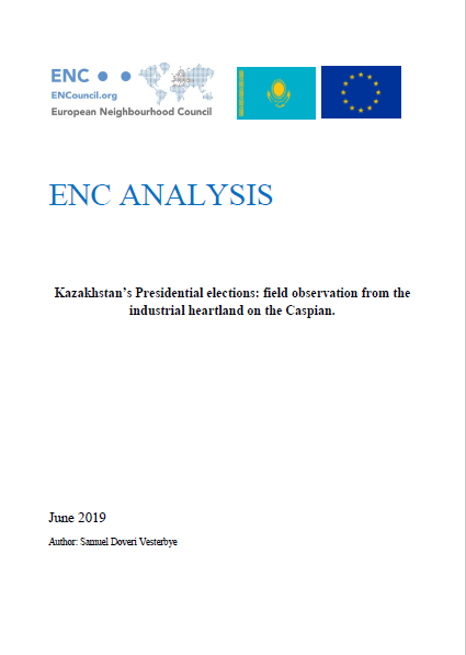 June ENC analysis Vesterbye